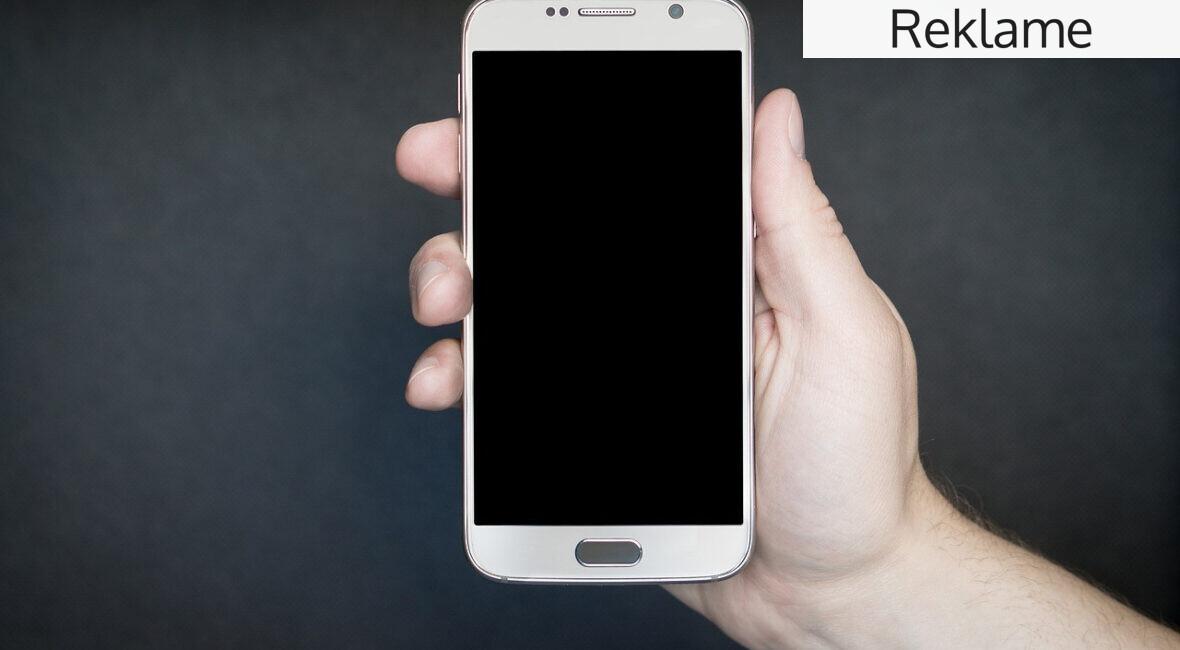 valg af smartphone