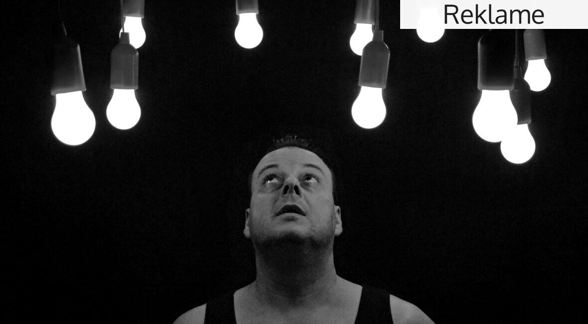 LED pærer er både gode for miljø og pengepung